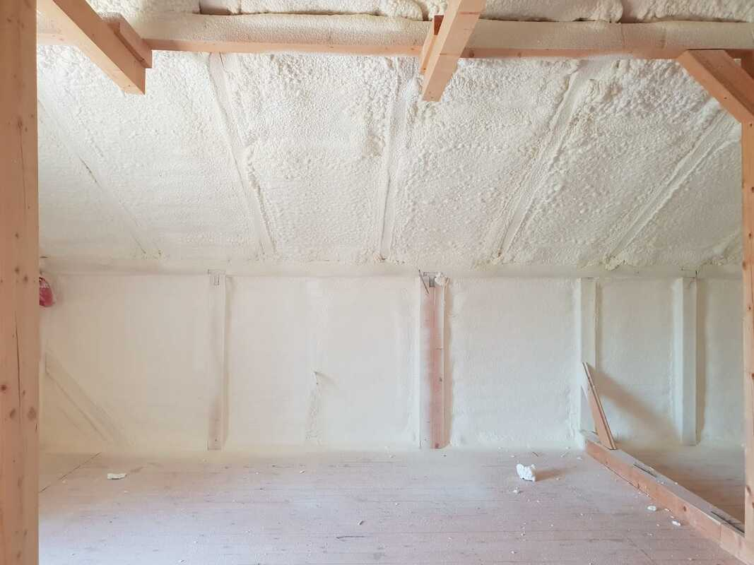 Closed-cell Spray Foam Insulation Baton Rouge