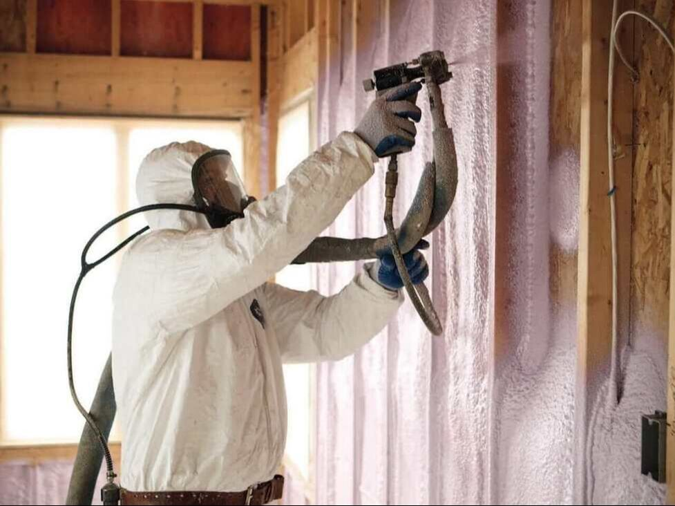 Residential Spray Foam Insulation Baton Rouge