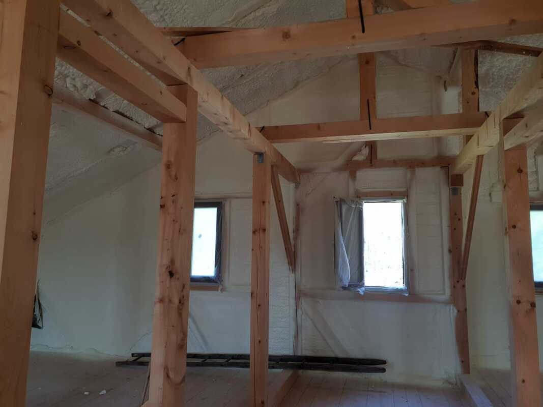 Residential Closed-cell Spray Foam Insulation Baton Rouge