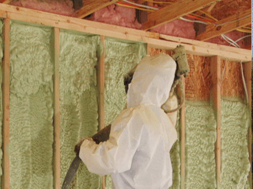 Residential Home Spray Foam Insulation Baton Rouge