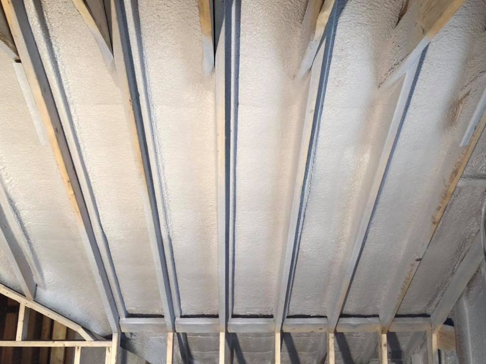 Roof Spray Foam Insulation Baton Rouge